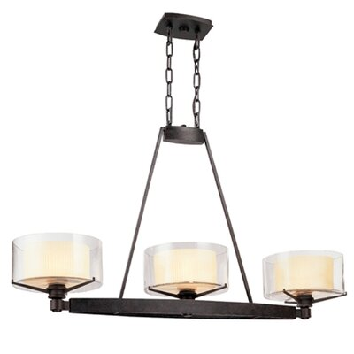 Troy Lighting Arcadia Island Light in French Iron | Wayfair
