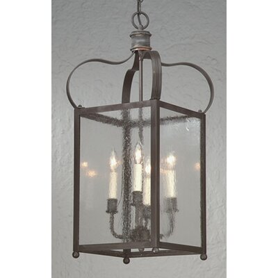Troy Lighting Bradford 4 Light Hanging Lantern