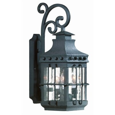 Troy Lighting Dover 3 Light Wall Lantern