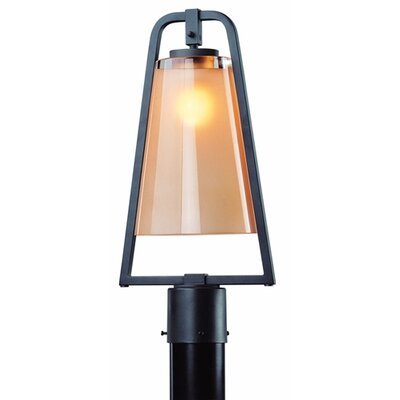 Troy Lighting Dylan 1 Light Post Lantern