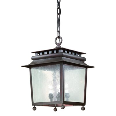 Troy Lighting St. Germaine 4 Light Hanging Lantern