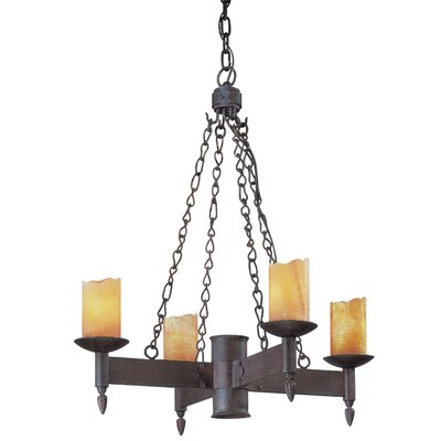 Academy 4 Light Chandelier