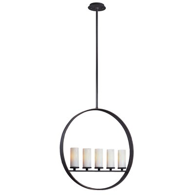 Troy Lighting Eclipse 5 Light Medium Pendan