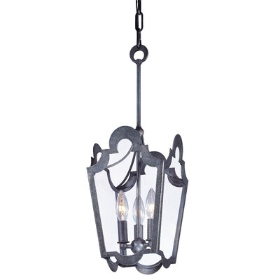 Troy Lighting Rhodes 3 Light Mini Foyer Pendant