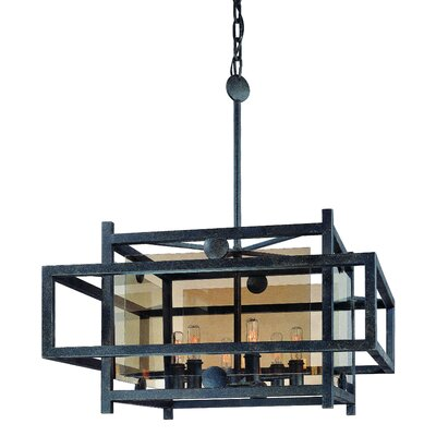 Troy Lighting Crosby 6 Light Dining Foyer Pendant