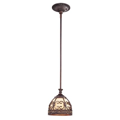 La Paloma 1 Light Mini Pendant