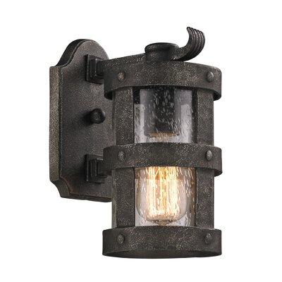 Troy Lighting Barbosa 1 Light Outdoor Wall Light