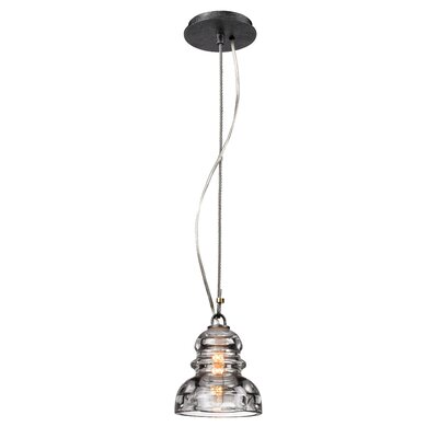 Menlo Park 1 Light Pendant