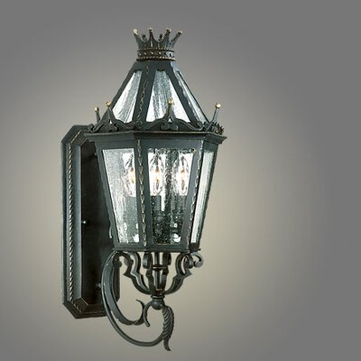 Troy Lighting Medici Wall Lantern