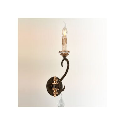 Troy Lighting Bordeaux 1 Light Wall Sconce