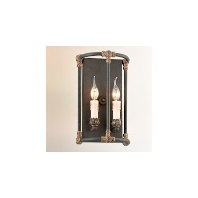 Troy Lighting Surrey 2 Light Wall Sconce