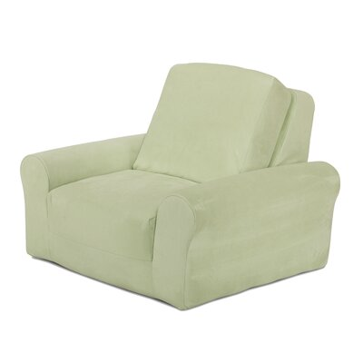 Lounge Chair in Lime