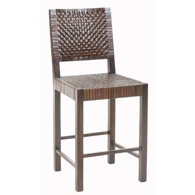 "William Sheppee Saddler 24"" Bar Stool"