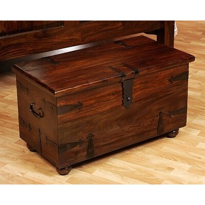 William Sheppee Thakat Large Blanket Box & Reviews | Wayfair