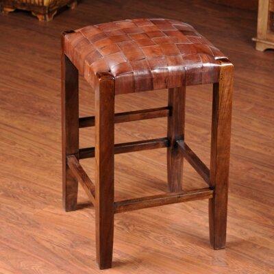 Woven Seat Counter Stool Wayfair