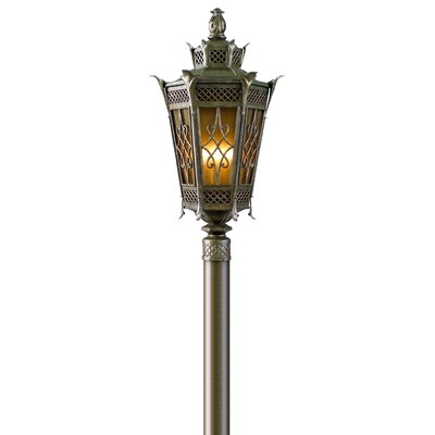 Corbett Lighting Avignon 4 Light Outdoor Post Lantern