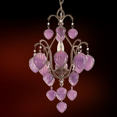 Venetian 1 Light Pendant