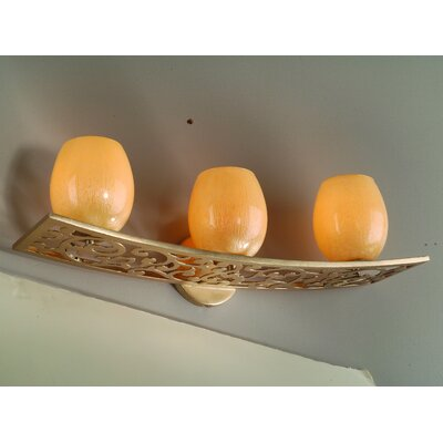 Corbett Lighting Philippe 3 Light Vanity Light