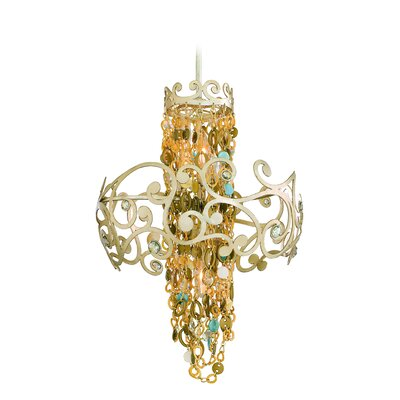 Corbett Lighting Le Tresor Pendant