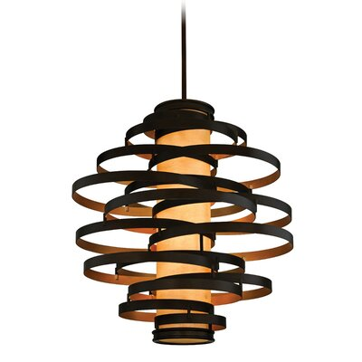 Corbett Lighting Vertigo 4 Light Pendant