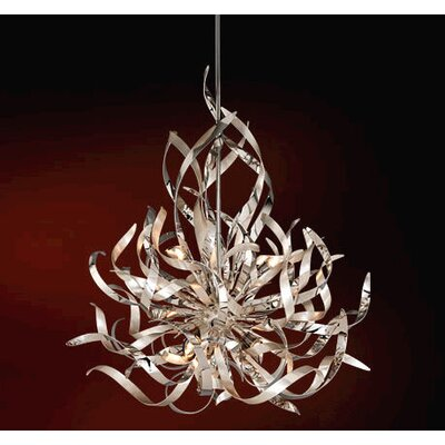 Corbett Lighting Graffiti 6 Light Pendant
