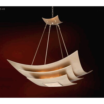 Corbett Lighting Muse 8 Light Foyer Pendant