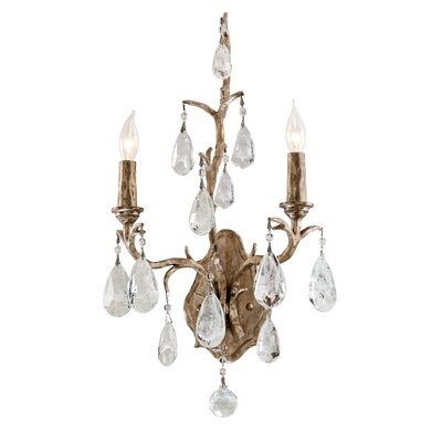 Corbett Lighting Amadeus 2 Light Wall Sconce
