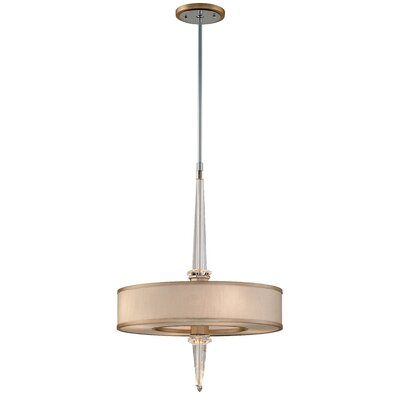 Harlow 12 Light Drum Pendant
