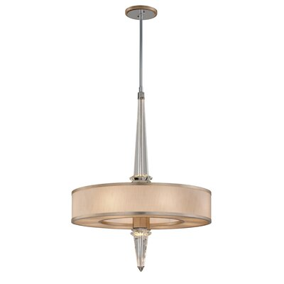 Corbett Lighting Harlow 18 Light Drum Pendant