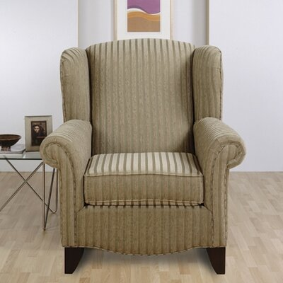 Van Gogh Designs Toni Wing Chair