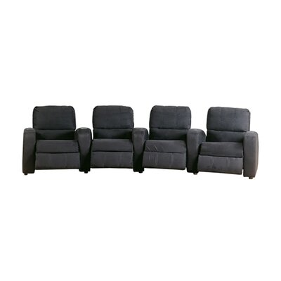 Hollywood Home Theater Seating (Row of 4)