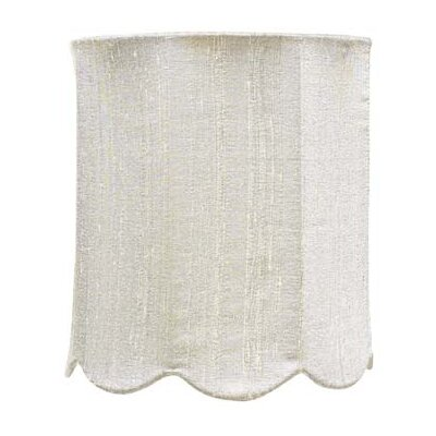 Jubilee Collection Scallop Drum Shade