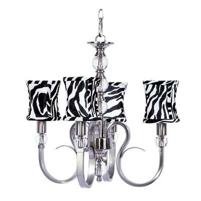 Jubilee Collection Hampton 4 Light Chandelier