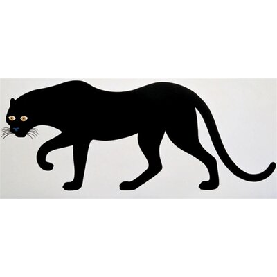 "Danese Milano Art Edition ""Quattro, La Pantera"" The Panther Poster"