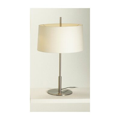 "Santa & Cole Diana 25.7"" H Table Lamp with Empire Shade"
