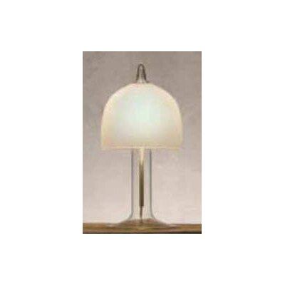 """Produzione Privata Spettrina 16"""" H Table Lamp with Bowl Shade"""