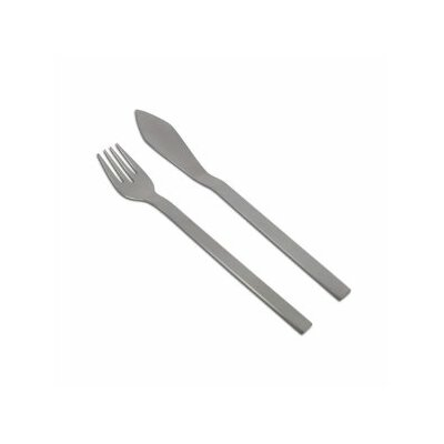 Mono-A Fish 4 Piece Flatware Set by Peter Raacke