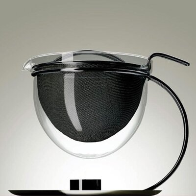 mono Mono Filio Edition Teapot with Integrated Warmer by Tassilo von Grolman