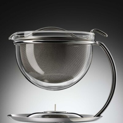 mono Mono Filio Small Teapot with Integrated Warmer by Tassilo von Grolman