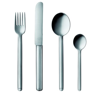 POTT 33 Collection Silver 5 Piece Flatware Set