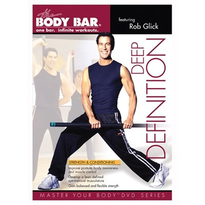 BodyBar Deep Definition DVD