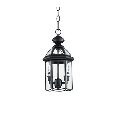 Quorum Wellsley 2 Light Lantern