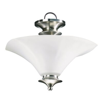 Quorum Amherst 3 Light Convertible Inverted Pendant