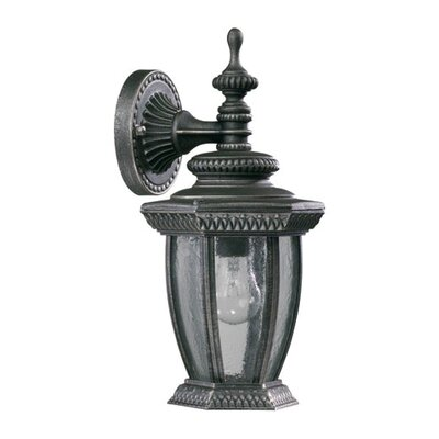 Quorum Baltic 1 Light Outdoor Wall Lantern