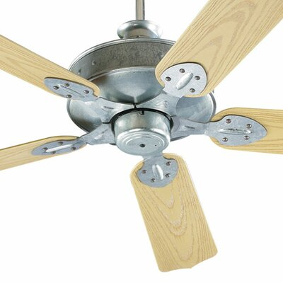 "Quorum 52"" Hudson 5 Blade Patio Ceiling Fan"