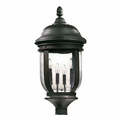 Quorum Summit 4 Light Post Lantern