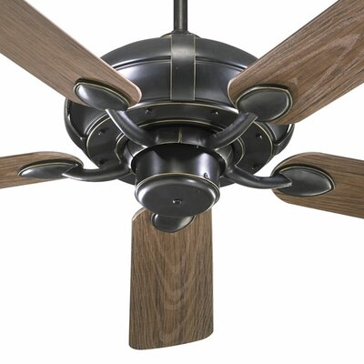 "Quorum 52"" Adirondacks 5 Blade Patio Ceiling Fan"