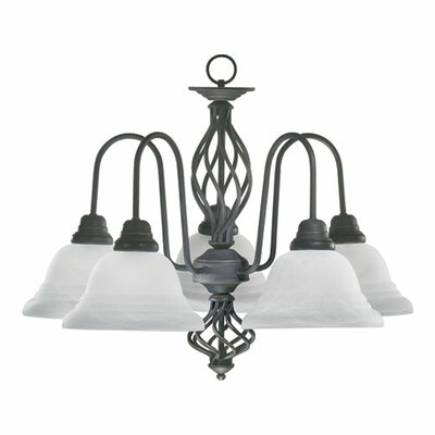 Juliette 5 Light Chandelier