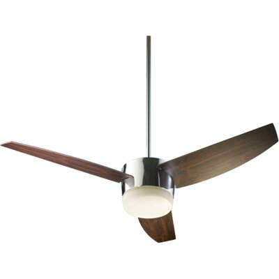 quorum 54 trimark 3 blade ceiling fan reviews wayfair. Black Bedroom Furniture Sets. Home Design Ideas