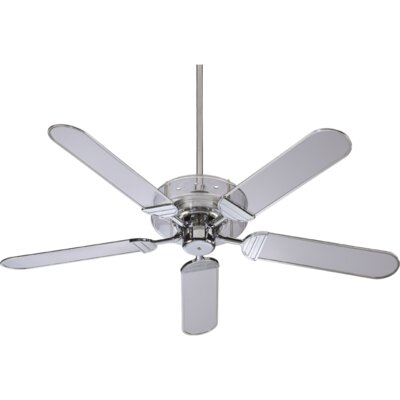 "Quorum 52"" Prizzm 5 Blade Ceiling Fan"